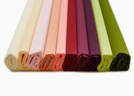 where to buy crepe paper sheets lia griffith crepe paper folds rolls 10 7