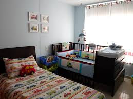 shared boys room ideas baby boy and shared toddler room