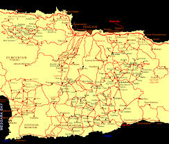Map Of Crete Greece by Interkriti Maps Of Crete Greece
