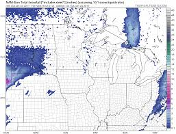 Map Of Twin Cities Metro Area by Brushed By Plowable Snow Amounts Worst Travel Ssouth Of Msp