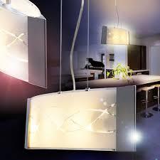 Pendelleuchten Esszimmer Ebay Led Design Hängelampe Esszimmer Pendelleuchte Chrom Wohnzimmer