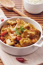 poulet cuisine recette colombo de poulet