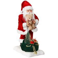 animated moving santa claus decorations b m