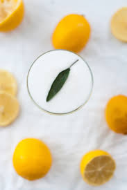 meyer lemon sage sour craft and cocktails