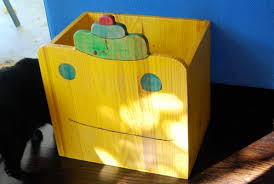 free toy box plans to make your own unique wooden storage
