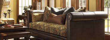 Texas Leather Sofa Texas Leather Furniture San Antonio Hill Country Interiors
