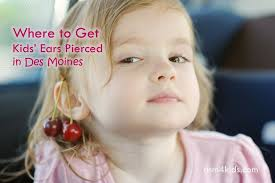 starter earrings s where to get kids ears pierced in des moines dsm4kids