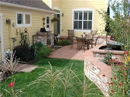 Backyard Patio Landscaping Ideas Small Landscape Ideas Patio Garden Small Backyard Landscaping