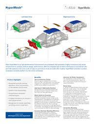 hypermesh altair pdf catalogue technical documentation