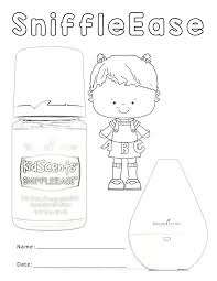 five kidscents coloring pages the oil posse