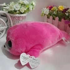 pierre seal pink seal ty beanie boos 25cm 10