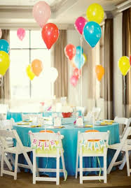 Balloon Decor Ideas Birthdays Balloon Decoration Ideas Kids Kubby