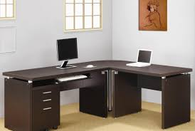 Modern Desks Cheap Interesting Design Of Frosted Glass Desk Amiable Contemporary