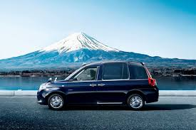 tokyo toyota shows new taxi for japan leftlanenews