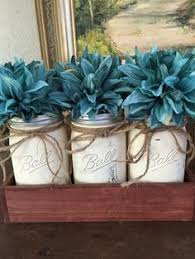 Ball Jar Centerpieces by Pallet Wood Welcome Sign With Mason Jar Decor Jars Decor Pallet