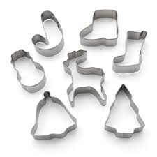 set of 7 small cookie cutter set cuttercraft