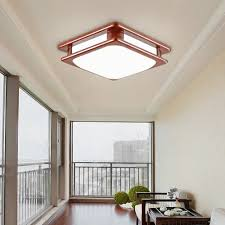 online buy wholesale wood ceiling light from china wood ceiling