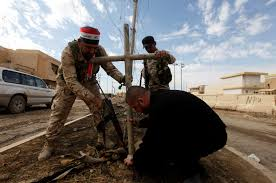 survival and sadness in iraq u0027s christian towns pbs newshour