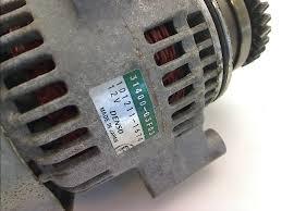 suzuki gsf 600 bandit 2000 2004 gsf600n gsf600s mk2 generator