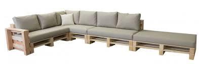 palette canapé canapé palette composition 2 accessoires coreme vente en