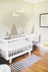 kinderzimmer wandgestaltung die besten 25 babyzimmer wandgestaltung ideen auf
