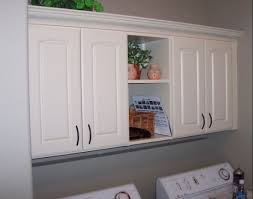 laundry room storage cabinets with doors storage ideas