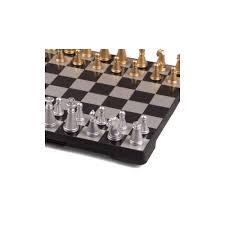 traveling magnetic chess set pocket size