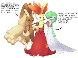tough luck delphox by sylvaur on deviantart pokemon pinterest
