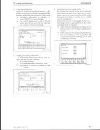 starter wireing schematic komatsu pc138 komatsu pc138us 8 manual