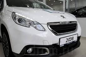 peugeot 2008 2015 купить пежо 2008 2015 в красноярске автомобиль новый дилер гк