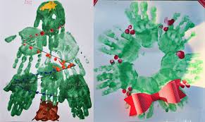 Easy Christmas Crafts For Toddlers To Make - 20 easy christmas crafts for toddlers totschooling toddler