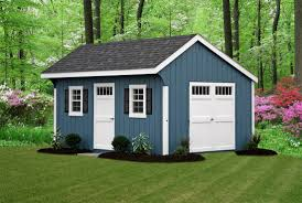 12x16 traditional vinyl garden shed with transom dormer amish