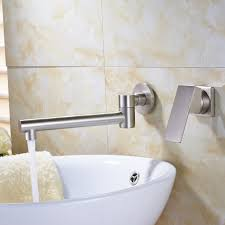online get cheap bathroom faucets brushed nickel aliexpress com