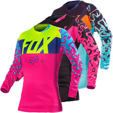 fox motocross jersey fox 180 lady jersey buy cheap fc moto