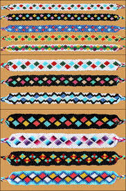 make friendship bracelet designs images Sengoonkon sopo designs for friendship bracelets gif