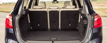 nissan micra luggage space bmw 2 series active tourer sizes and dimensions carwow