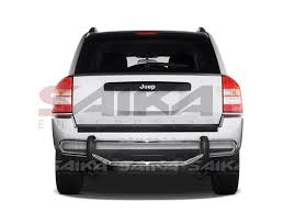 jeep rear bumper saika enterprise u003cb u003e07 14 jeep compass u003c b u003e stainless steel