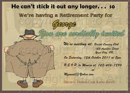 Retirement Party Invitation Card Best Retirement Party Invitations Egreeting Ecards