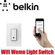 Belkin Wemo Light Switch Belkin Wemo Light Switch 57 95 Delivered Rrp 64 69 Deals