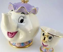 teapot set potts chip teapot set