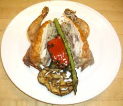 roasted cornish hen with rice ez home cooking