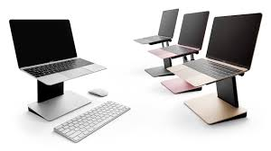Desk Laptop Stand by Tiny Tower Laptop Stand Gadget Flow