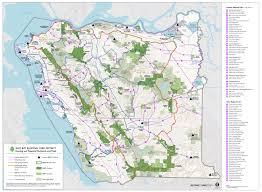 san francisco map east bay maps save tesla park