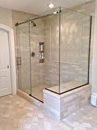 Shower Door Panel Shower And Tub Enclosures Chevy Glass