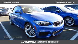 scottsdale bmw service 2016 used bmw 2 series 228i at bmw scottsdale serving