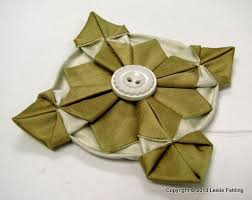 101 best origami en tela images on fabric flowers