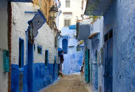 The Blue City Morocco by Chefchaouene The Blue City In Morocco Discover360