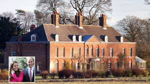 where do prince william and kate live inside anmer hall home to the new royal baby abc news