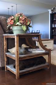 Side Table Plans Diy Curved Leg Side Table Plans Curves Legs And Free