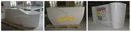 Luxury Reception Desk Luxury Reception Desk Modern Front Desk Counter White Spa